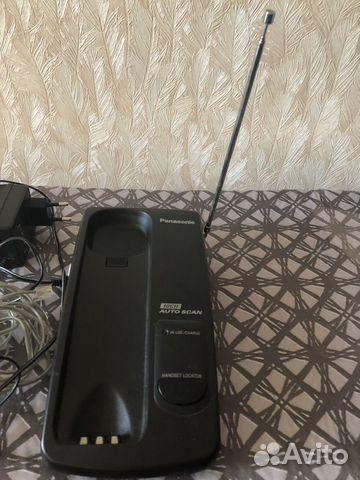 Радиотелефон panasonic на запчасти  89088342545 купить 4