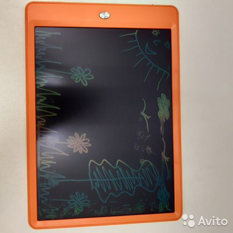 Детский планшет для рисованя