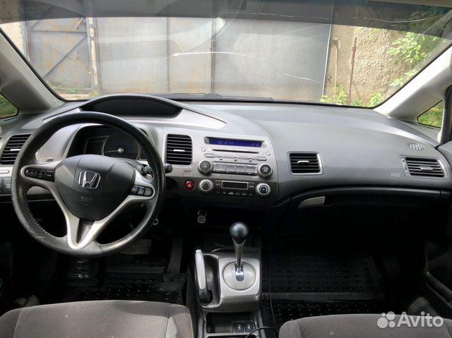 Honda Civic, 2008  89520648140 купить 10