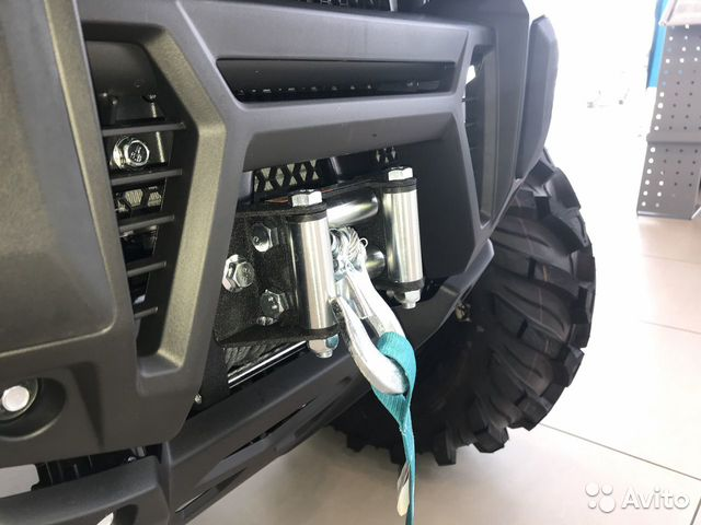 Квадроцикл CFMoto X10 EPS  88792225000 купить 10