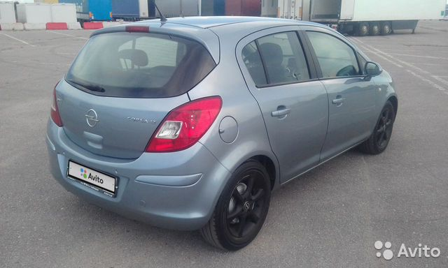 Opel Corsa, 2009  89097874073 купить 5