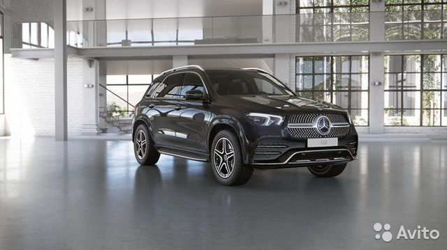 Mercedes-Benz GLE-класс, 2018  83532949827 купить 1