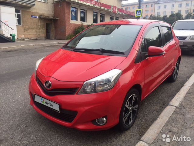 Toyota Vitz, 2011  89642393882 купить 1