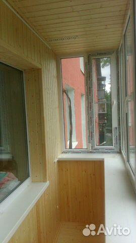 Внутренняя отделка балконов  89202699253 купить 6