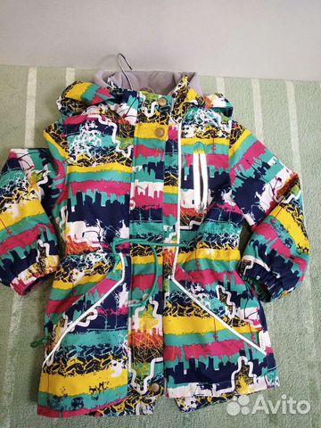 Куртка для девочки  89535457284 купить 3