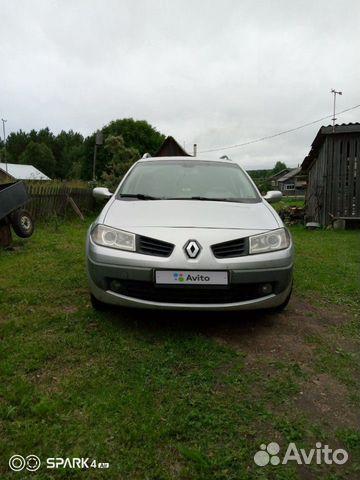Renault Megane, 2008  89095987351 купить 5