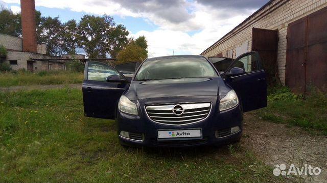 Opel Insignia, 2010  89062928661 купить 1