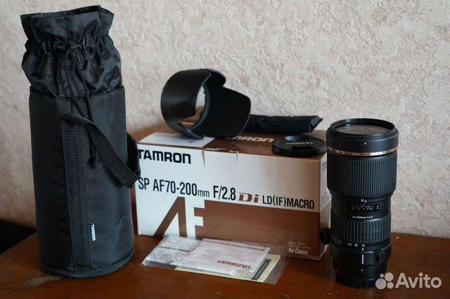 Tamron 70-200 f2.8 di ld(if) macro  89538387002 купить 3