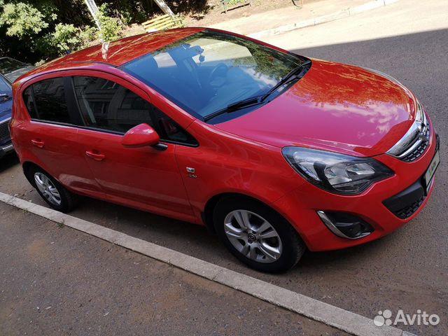 Opel Corsa, 2013  89603321151 купить 7