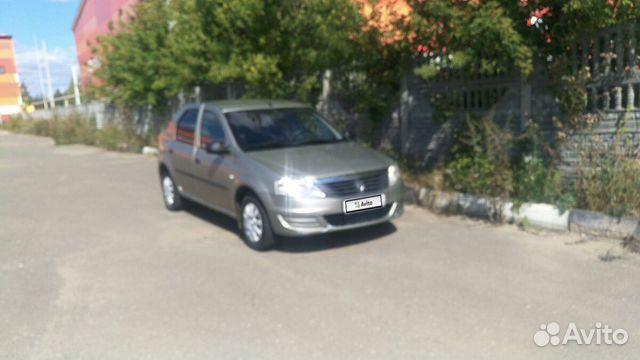 Renault Logan, 2011  89603379603 купить 8