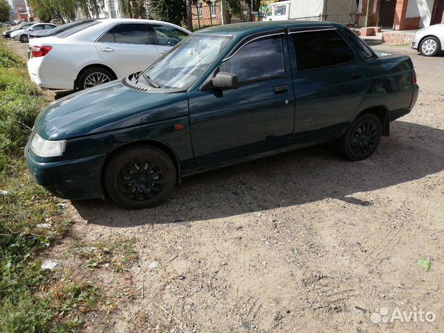 ВАЗ 2110, 1997