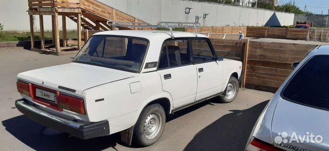 ВАЗ 2107, 1996