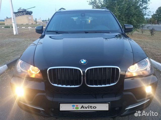 BMW X5, 2008  89606362329 купить 1