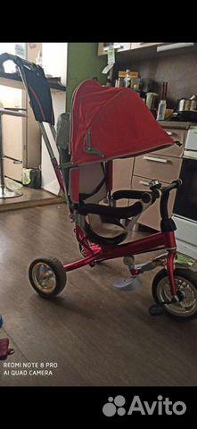 Велосипед трехколесный  89371454849 купить 1