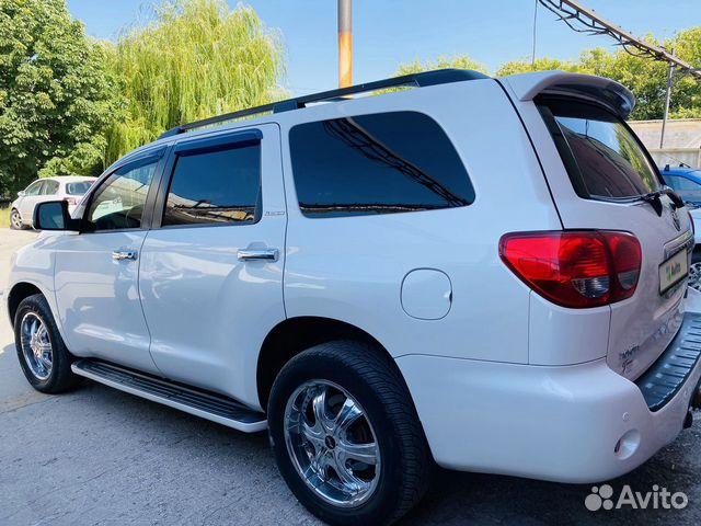 Toyota Sequoia, 2010  89276916404 купить 4