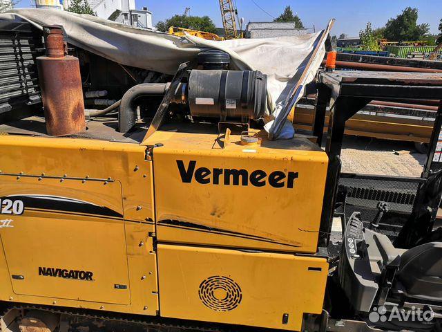 Бурильная машина vermeer D100х120 Series II  89889482740 купить 3