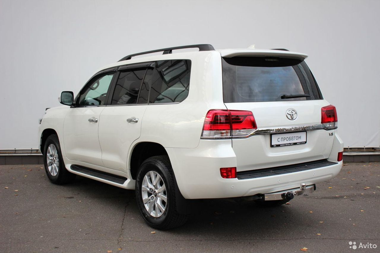 Toyota Land Cruiser, 2019  84822396411 купить 7