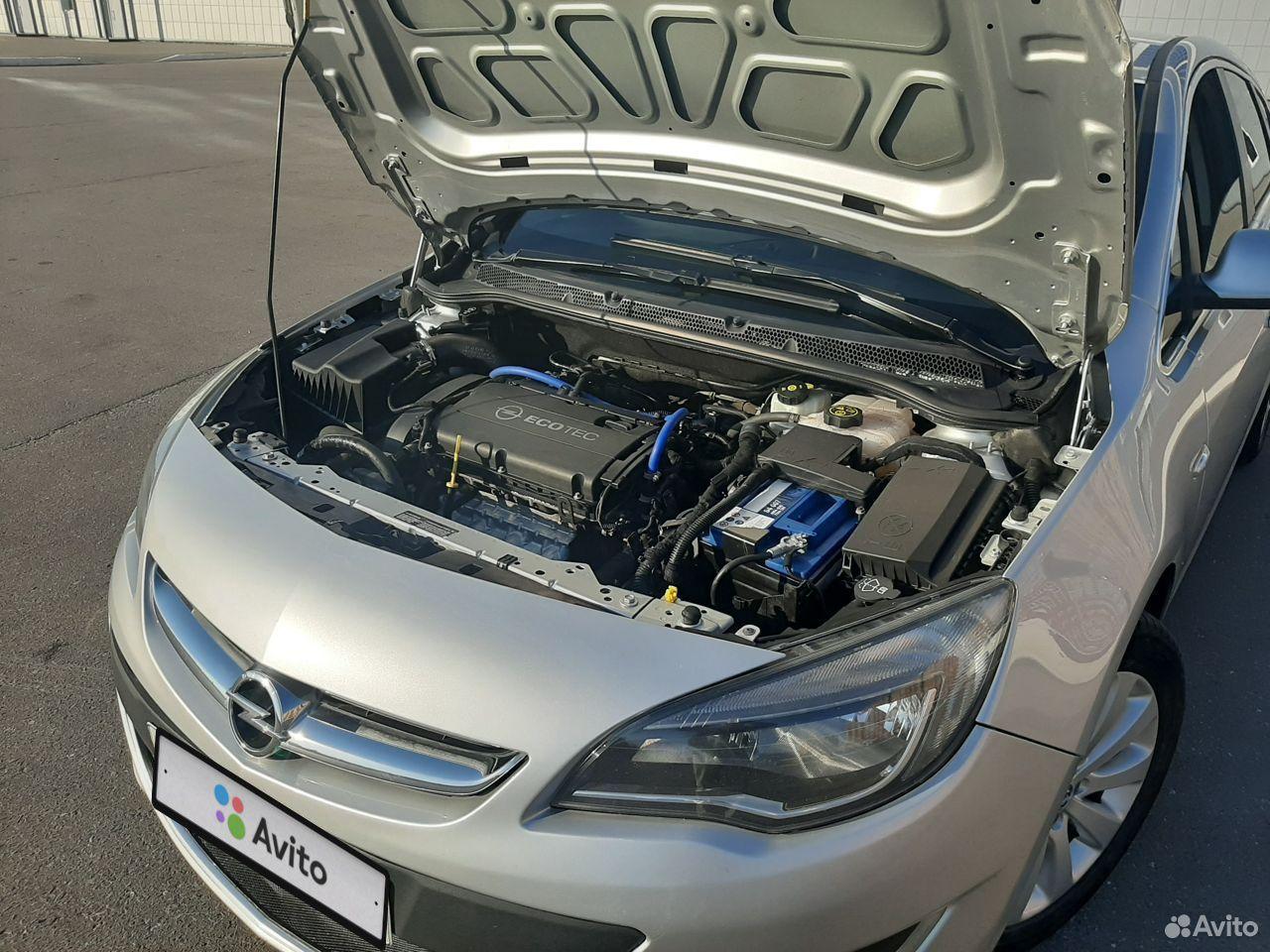 Opel Astra, 2012  89877309141 купить 8