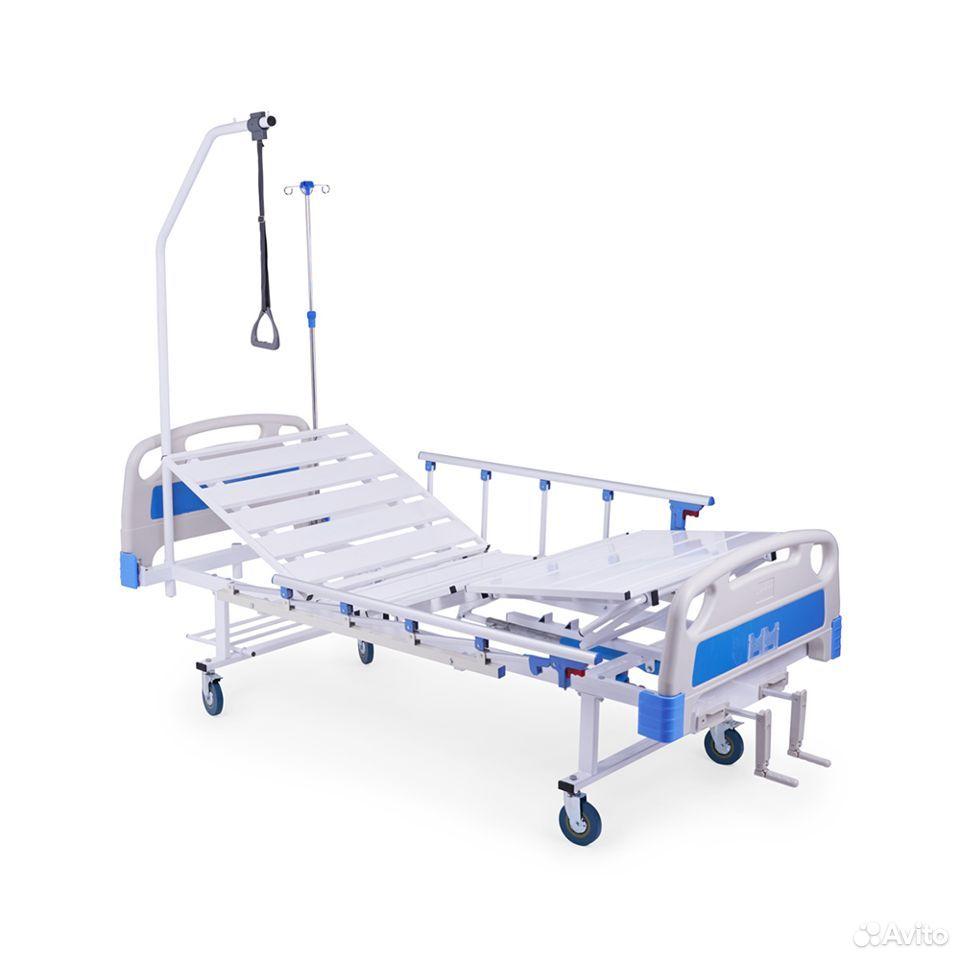Медицинская кровать функциональная Армед рс 105-Б  89507651865 купить 4