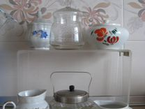 Посуда СССР, сахарницы, сливочник