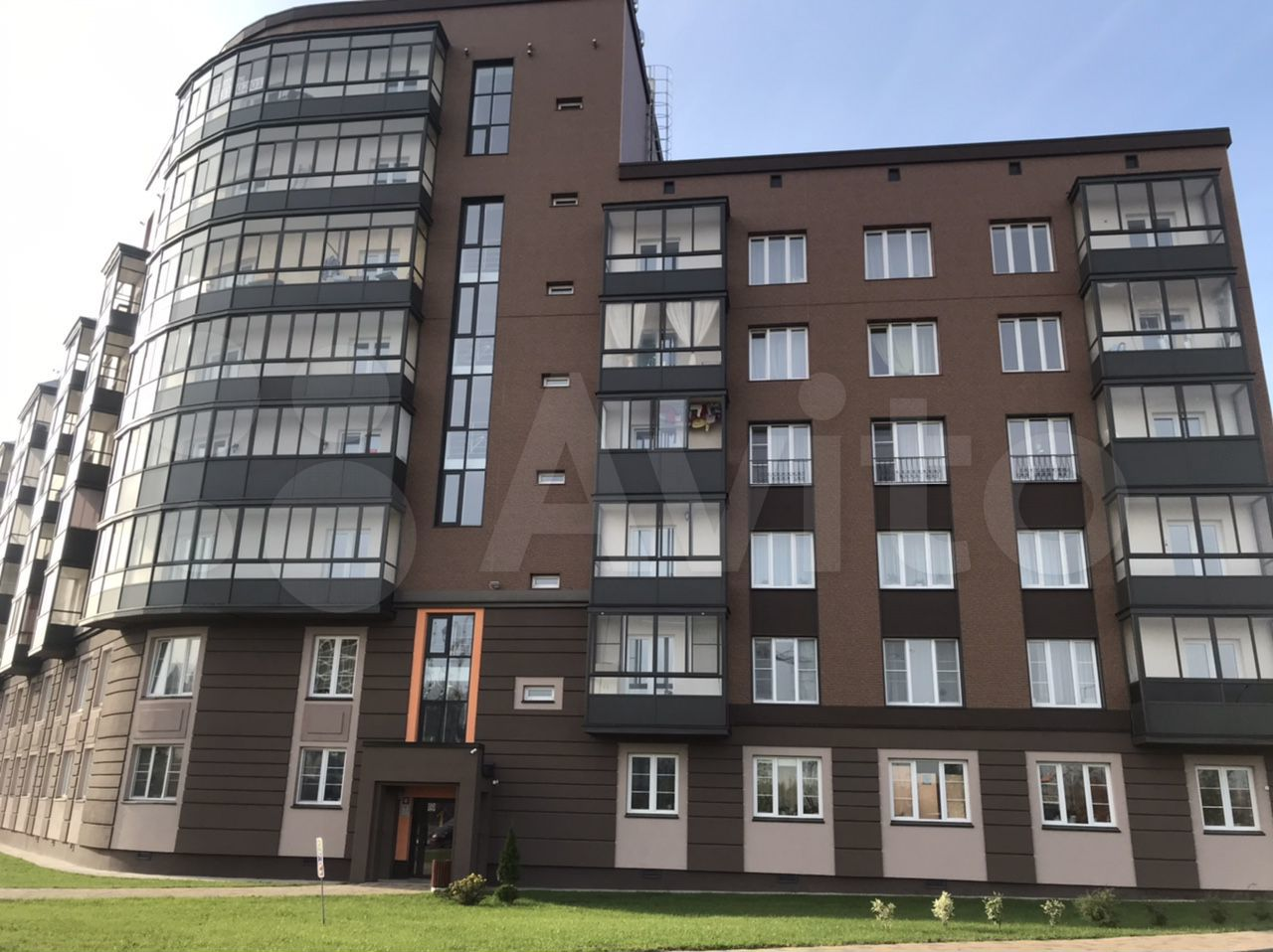 2-к квартира, 63.3 м², 7/8 эт.  89097200189 купить 6