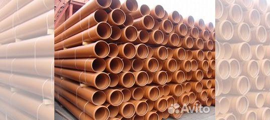 Трубы пвх для наружной канализации купить в Республике Чувашия | Товары для дома и дачи | Авито