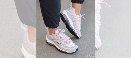 d5492f86 Nike Air Max 98 Розовые (36-40) купить в Москве на Avito — Объявления на  сайте Авито