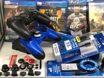 Геймпад PlayStation 4 DualShock 4 v2 Black (CUH-ZC