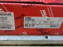 Тормозные диски TRW DF 4823S