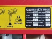 Таль электрическая HGS-B 250