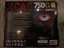 Aerocool kcas 750G RGB (80+ Gold)