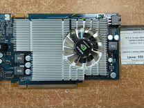 PCI-E Nvidia 9600GS 768Mb/gddr2/256Bit