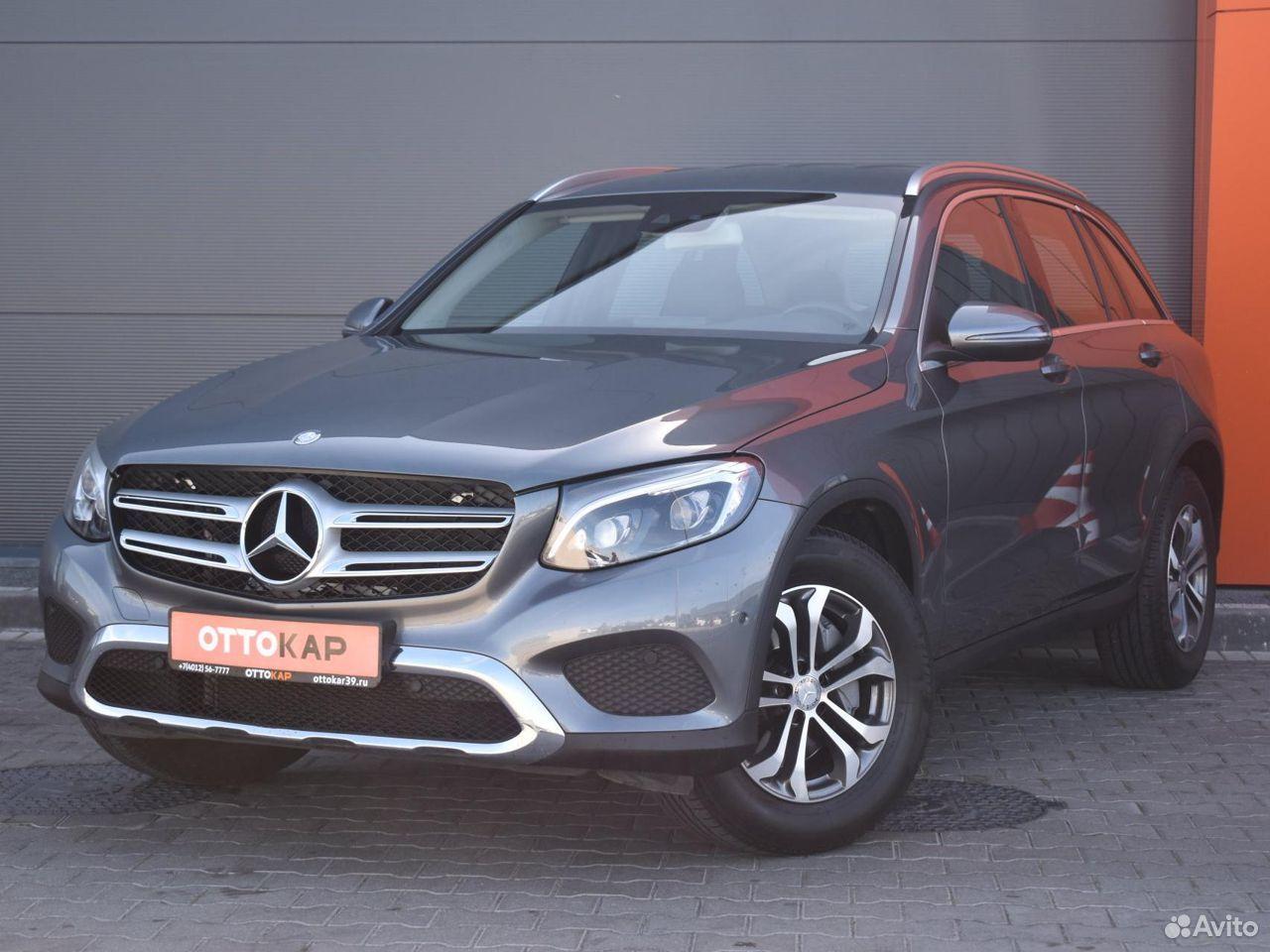 Mercedes-Benz GLC-class in 2016  89118607985 buy 1