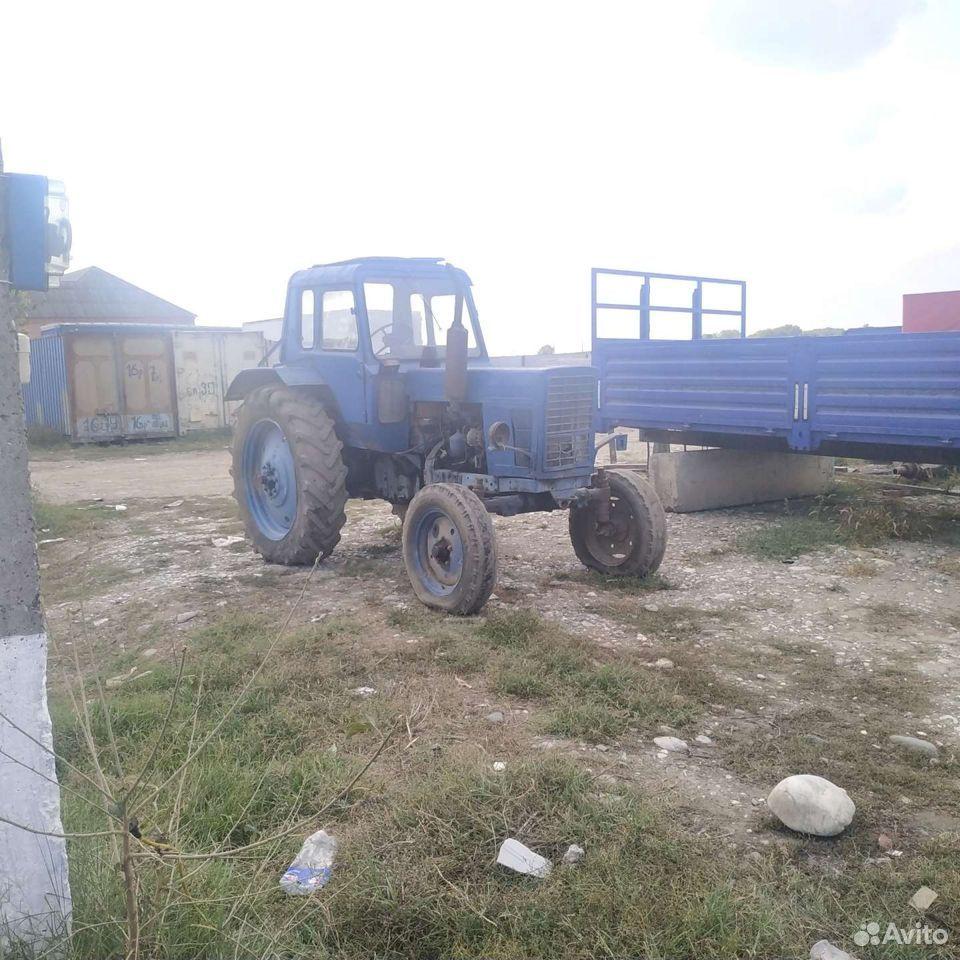 Tractor MTZ 80  89659543903 buy 1