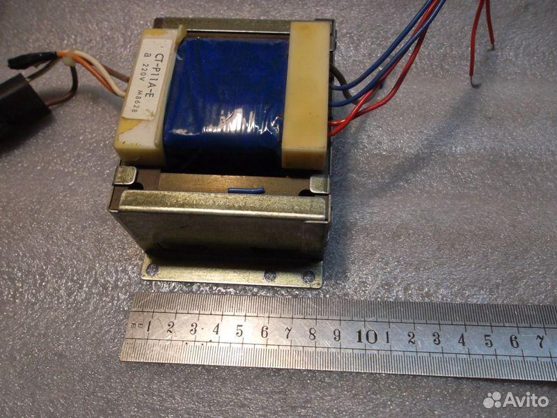 Трансформатор 14,5+14,5В (29В) и 13,5В  89138201193 купить 6