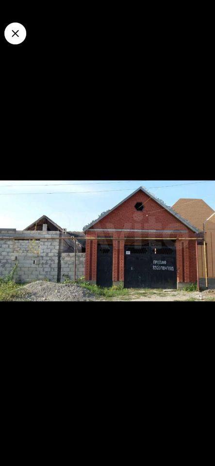 Дом 50 м² на участке 6 сот.  89288964727 купить 2