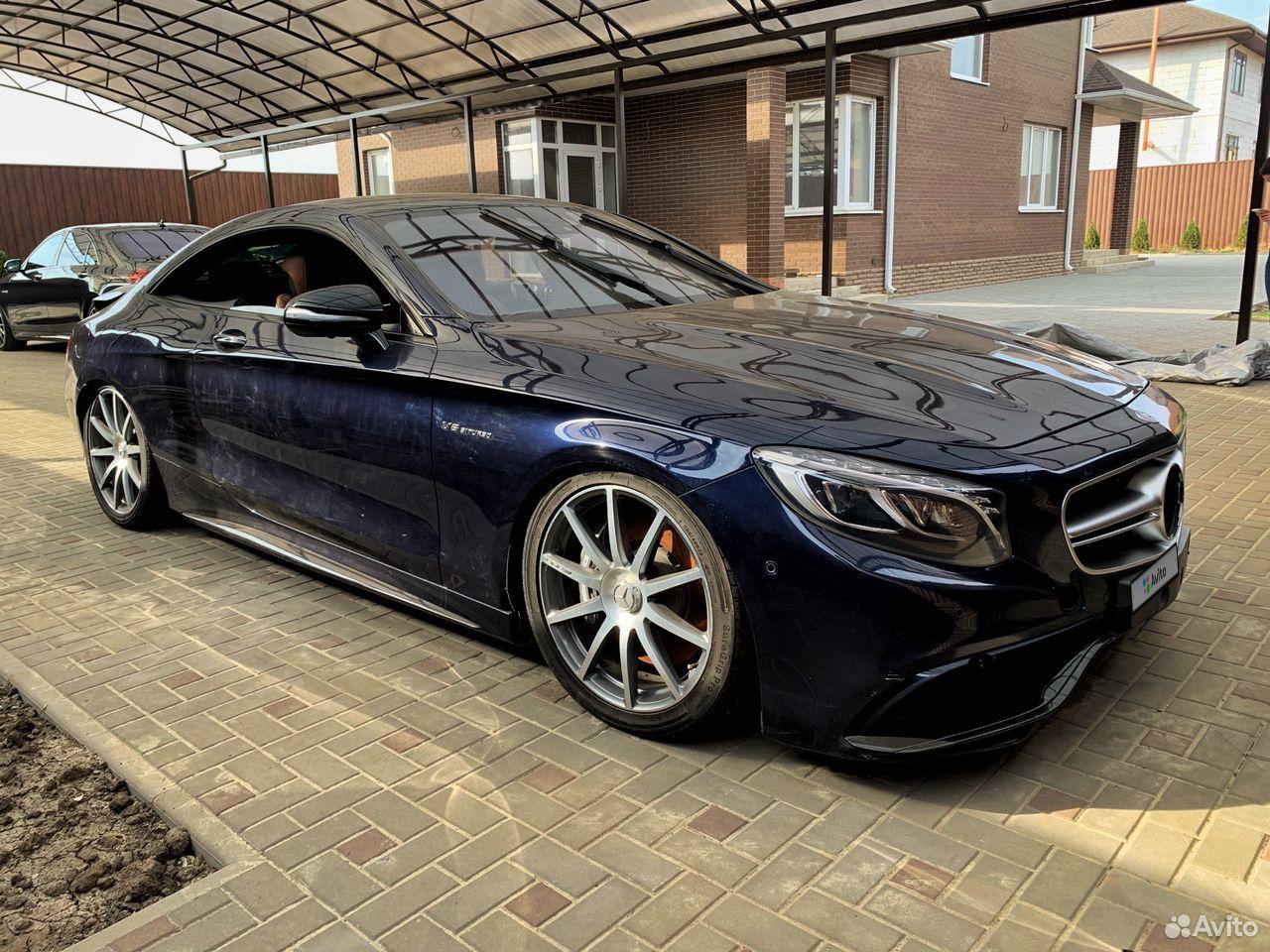 Mercedes-Benz S-класс AMG, 2015  89885309861 купить 2