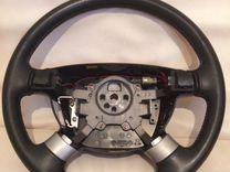 Шевроле Лачетти. Рулевое колесо