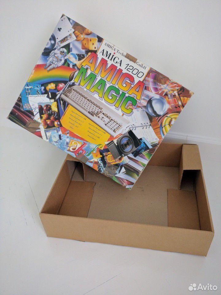 Amiga 1200 коробка