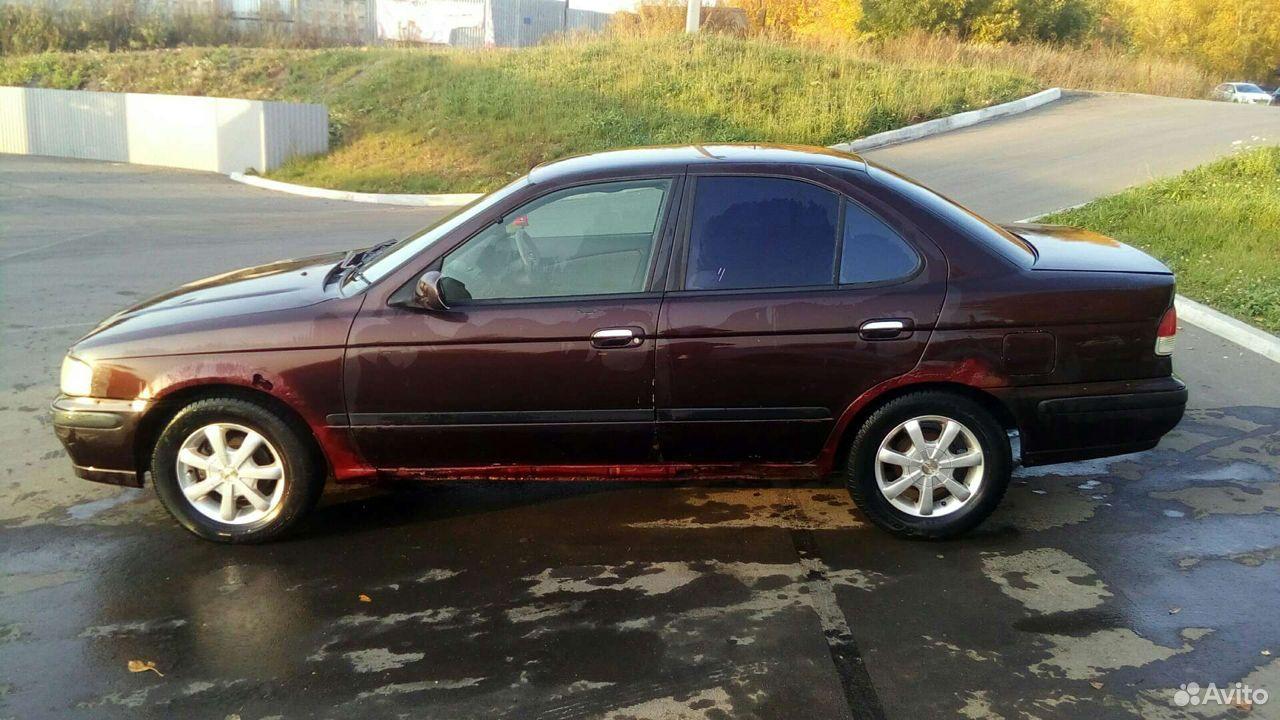 Nissan Sunny, 1999  89090541865 купить 9