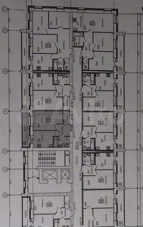 Своб. планировка, 38.4 м², 10/14 эт.