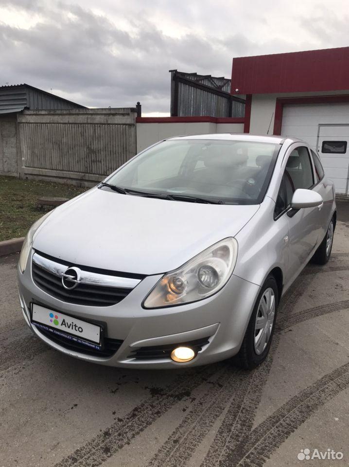 Opel Corsa, 2008 89039082712 купить 1