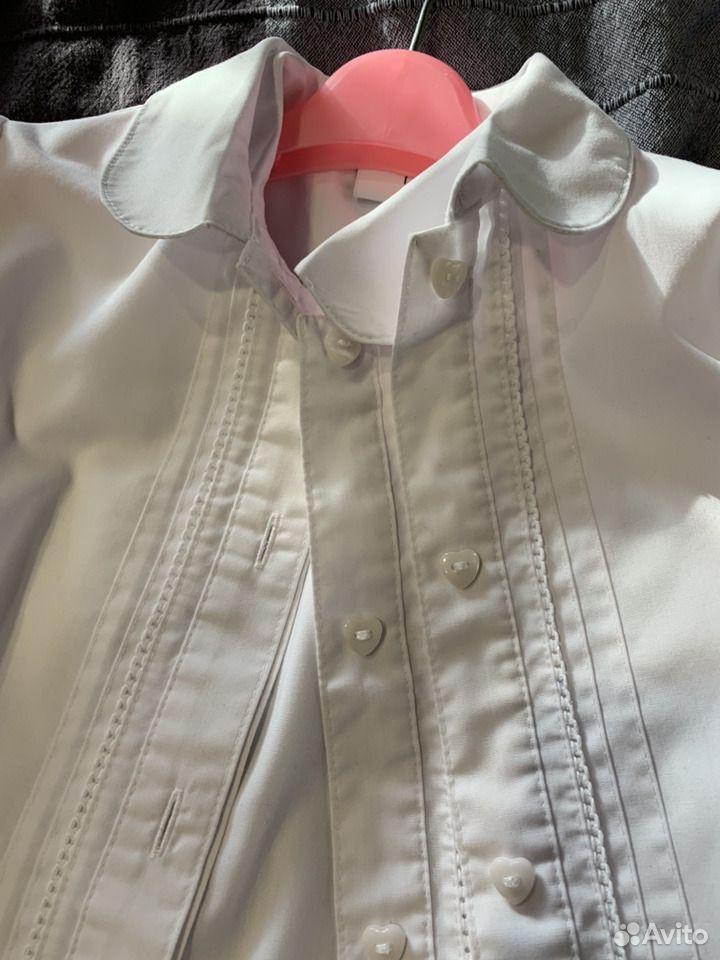 Блузки школьные  89025669880 купить 2