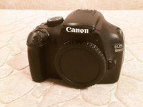 Зеркальный фотоаппарат Canon 1100D с 2 объективами