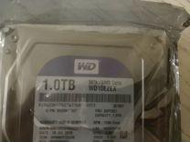 """Жёсткий диск 3.5"""" WD 1TB (новый)"""