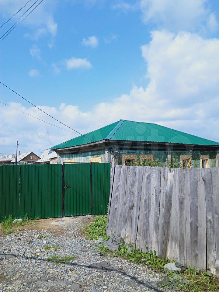 Дом 49 м² на участке 6 сот.  89091757397 купить 2