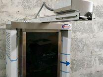 Аппарат шаурмы ankemoller SD40P стеклокерамика