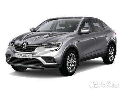 Renault Arkana, 2020
