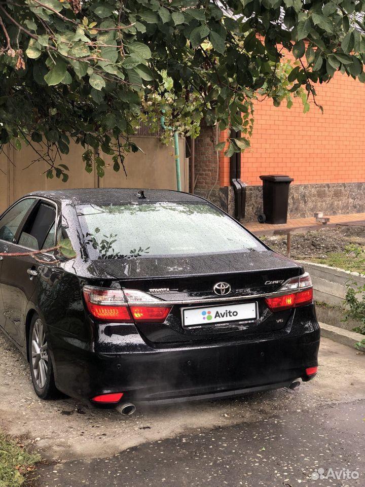 Toyota Camry, 2015  89626380717 купить 8