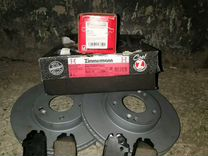 Zimmerman диски и колодки